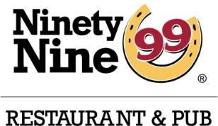Ninety Nine Restaurant & Pub Logo