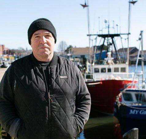 Fisherman Gus Photo
